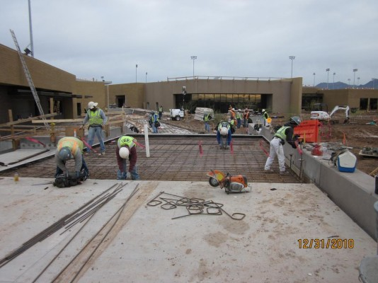 Performance Safety - Concrete Safety