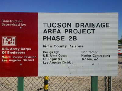 Drainage Area Project
