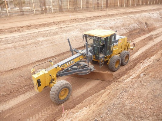 Performance Safety - Tractor on dirt