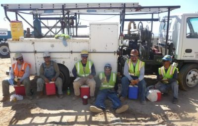 Performance Safety - safety in the workplace - staying rested and hydrated