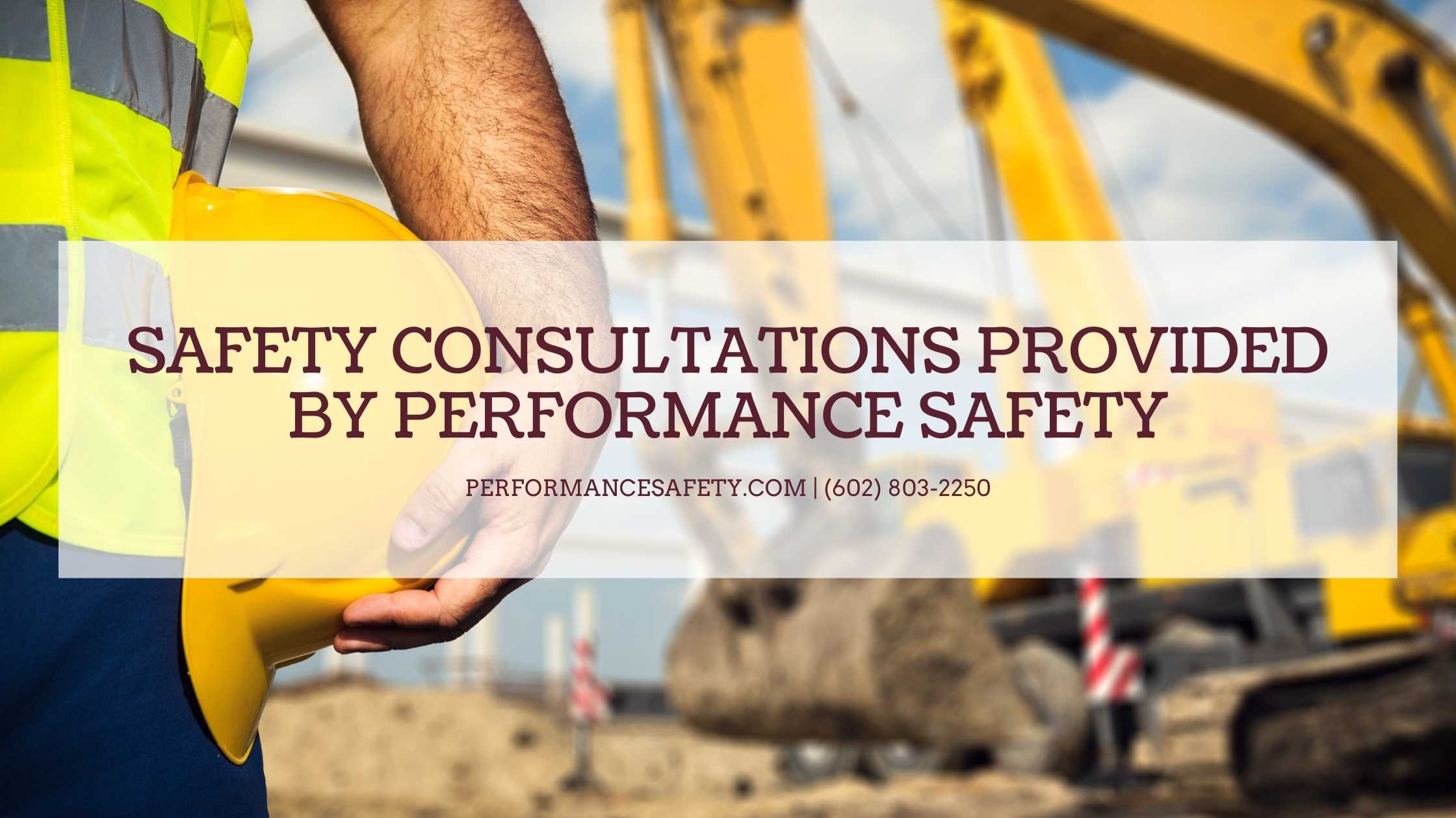 Safety Consultations